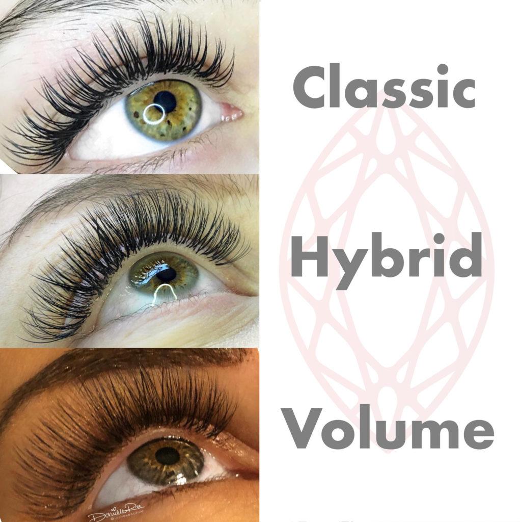 Classic v Hybrid v Volume